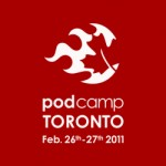 PODCAMP TORONTO 2011