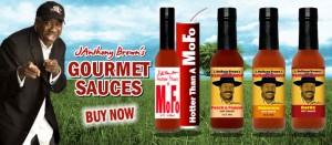 Hotter Than A Mofo Hot Sauce